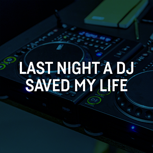 Last Night a DJ Saved my life - Rádio Oxigénio