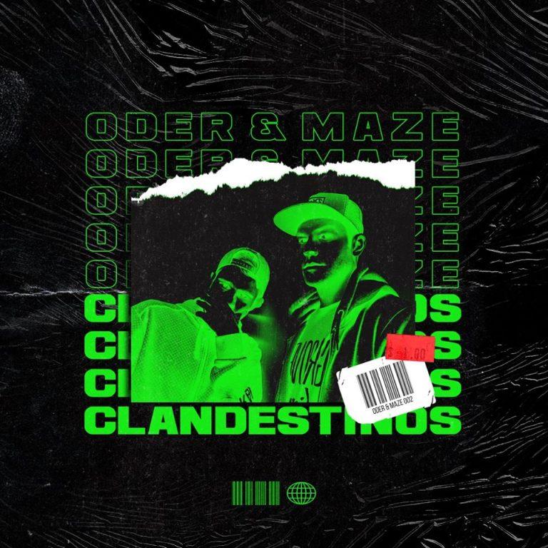 Oder & Maze — Clandestinos Rádio Oxigénio